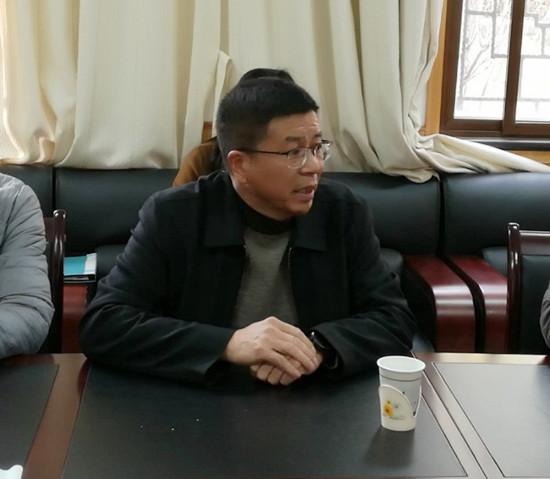 许云川走访慰问州级民主党派机关